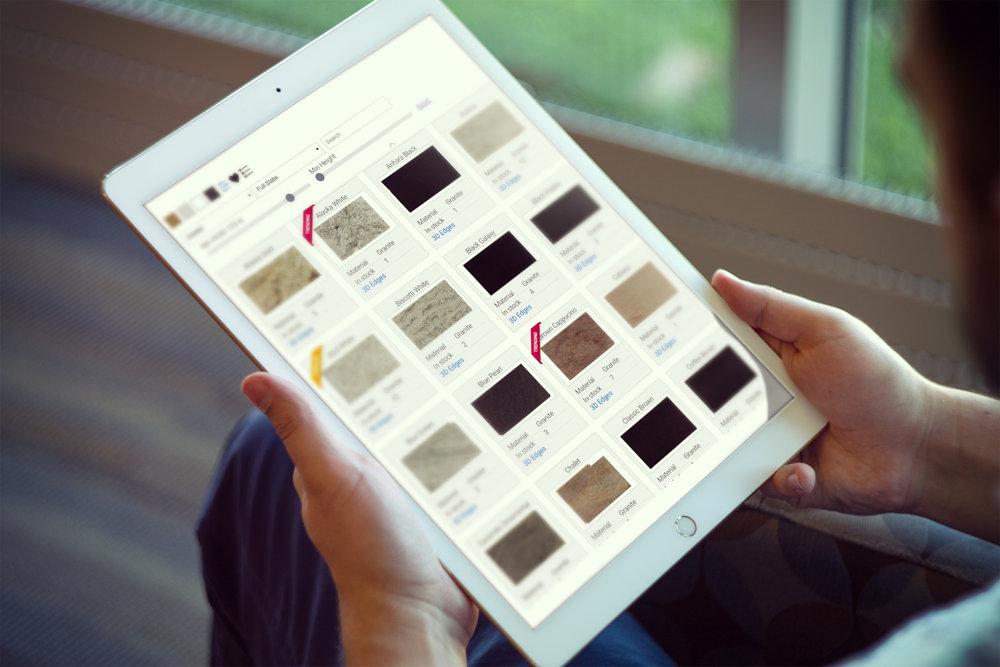 SlabCloud - SlabSmith Inventory on your website